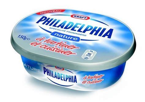 cuisine en allemagne le fromage philadelphia arrive en