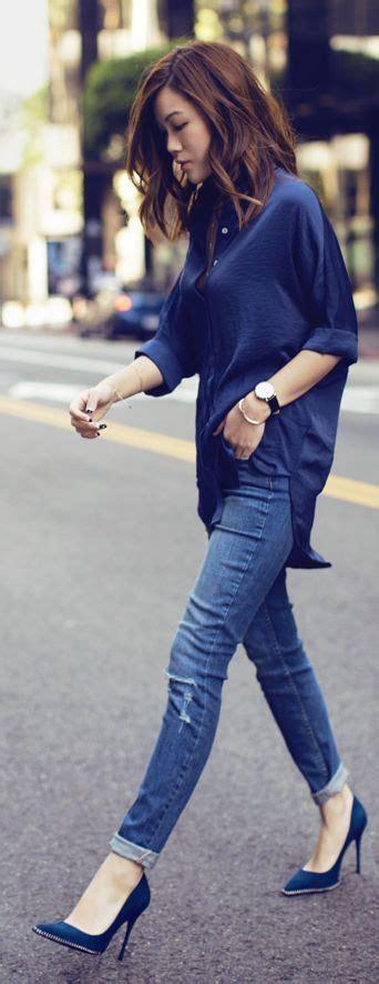 blue shoes outfit ideas  pinterest