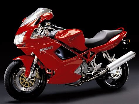 ducati sporttouring st top speed