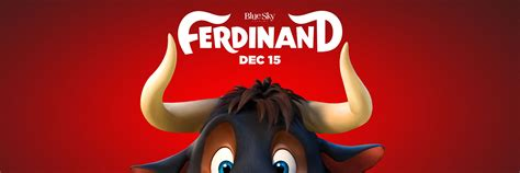 ferdinand official  site  theaters december