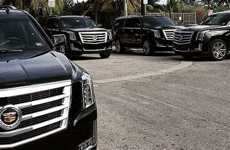 Limousine Services In My Area by Business Travel Limousine Service Miami Corporate Limo