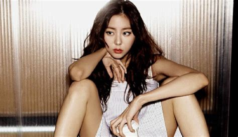Uee Shows Shes Ready For Summer In March  Singles