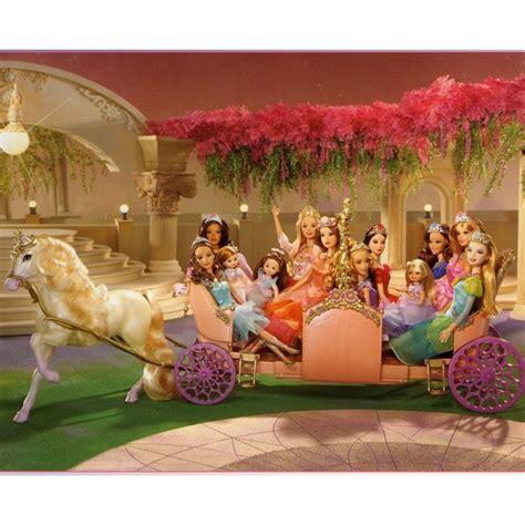 carrozza principesse la carrozza delle 12 principesse bambole giocattolo varie