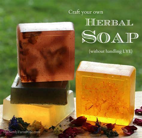 making soap  lye sort
