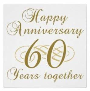 60 year anniversary gift ideas to impress With 60 year wedding anniversary
