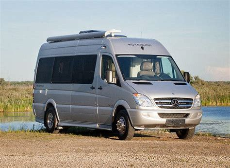 Leisure Travel Vans To Debut Mb