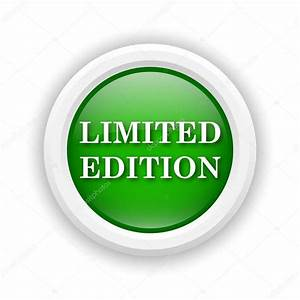 Limited edition icon — Stock Photo © valentint #39318069
