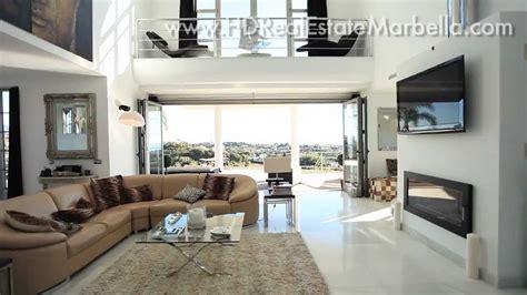 modern contemporary home plans luxury villa for sale in los flamingos marbella spain