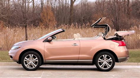 2019 Nissan Murano Crosscabriolet Changes, Colors