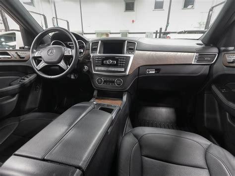 A heavenly cabin, but driving purgatory. Pre-Owned 2015 Mercedes-Benz ML550 4MATIC® SUV in Kelowna #X8459 | Kelowna Mercedes-Benz