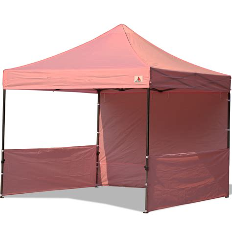 abccanopy deluxe pink pop canopy trade show abccanopy