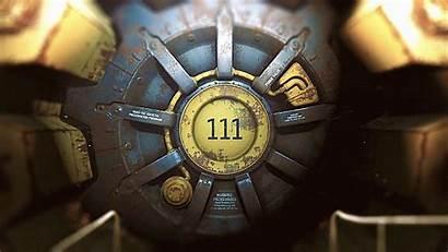 Vault 111 Desktop Fallout Imgur Edited Door