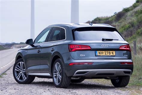 Its new, sporty design language captivates at first glance. Test: Audi Q5 2017 + foto's en video | Autokopen.nl