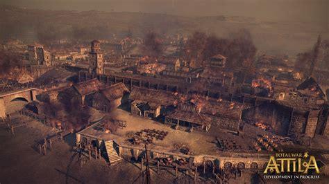 2 total war siege total war attila siege of londinium shows siege