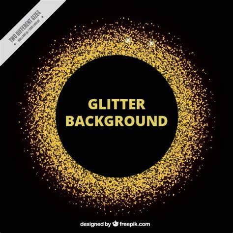 diseño flyer verde circulo template c 237 rculo do fundo dourado do glitter baixar vetores gr 225 tis