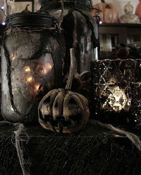 scary decorations for 44 cozy rustic decor ideas digsdigs