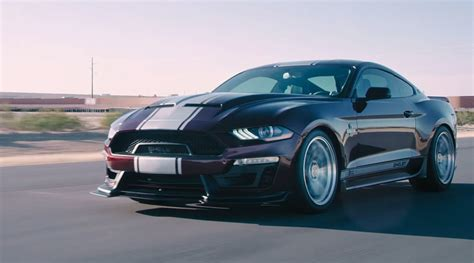 2018 Shelby Super Snake Package Unveiled