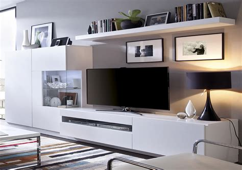 ideas  decorar salones modernos