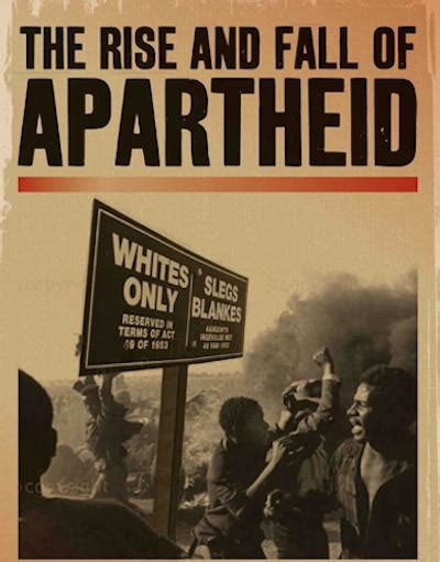 Rise And Fall Of Apartheid Photography And The