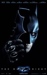 The Dark Knight - 5 New Dark Knight Posters, possibly fake