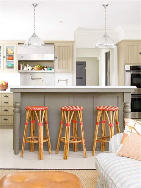 colorful kitchen islands kitchen island color ideas style estate