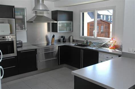 cuisine en l cuisine équipée en l maison et mobilier d 39 intérieur