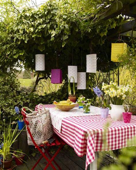Mon Carnet De Cuisine Buffet D'ete Au Jardin