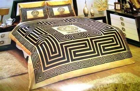 versace duvet cover light in net designer bed cover set