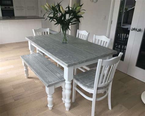table  chairs farmhouse furniture
