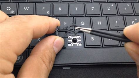 individual laptop keyboard keys fix repair