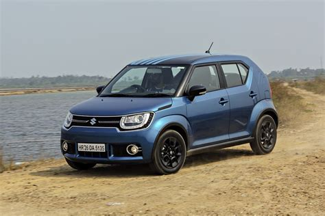 maruti ignis facelift reportedly launching  week