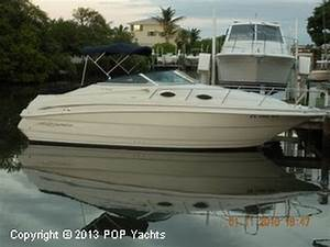 UNAVAILABLE Used 1998 Monterey 262 Cruiser In Boca Raton
