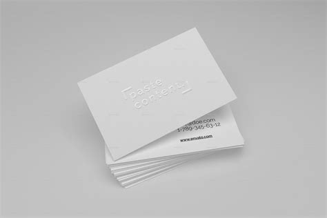 Business Cards Mock-ups Big Pack Vol. 1 By Ruslansh Visiting Card Business Ideas Ocr Example Paper Examples Sample Images Picture Juice Bar Paparazzi Jewelry Holder Luxury Brand