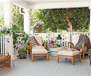 Terrace design ideas 16 creative designs for the porch for Good and stunning terrace design ideas