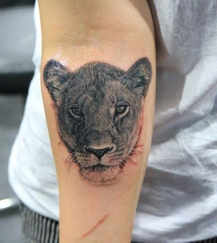 lioness tattoo designs ideas  meaning tattoos