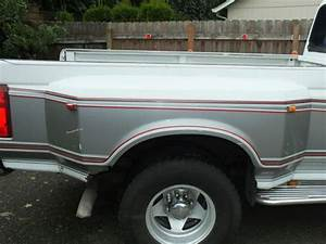 Purchase Used 1994 Ford F350 Xlt Crew Cab Dually 7 3 Turbo Diesel In Vancouver  Washington