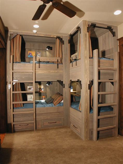 camas beliche  ideias  voce aplicar  quarto dos