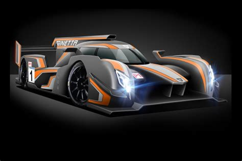 Audi Wec 2020 by Ginetta To Build Top Flight Lmp1 Le Mans Racer For 2018