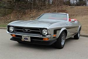1971 Ford Mustang CONVERTIBLE for sale #82612 | MCG