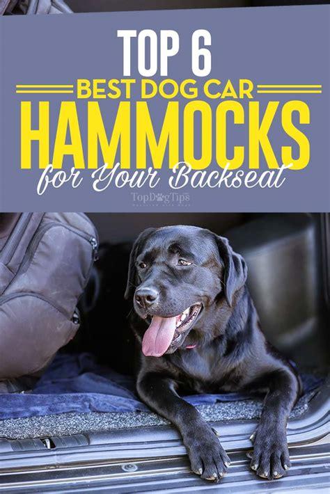 top   dog car hammocks  dogs   sizes