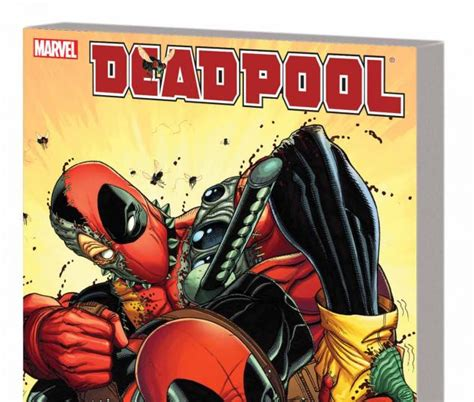 Deadpool Vol. 10: Evil Deadpool TPB (Trade Paperback ...