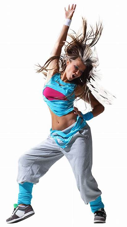 Dancer Dance Hop Hip Transparent Zumba Dancing