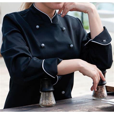 chef de cuisine femme veste chef de cuisine pour femmes manches longues