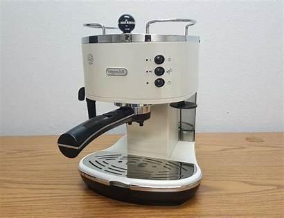 Longhi Espresso Maker Delonghi Toasteri Machine Espressomachines