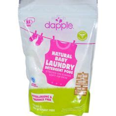 Dapple Laundry Booster Pods Baby by 1000 Ideas About Baby Laundry Detergent On
