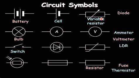 Circuit Symbols Youtube