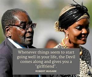 40 Robert Mugab... Shona Funny Quotes