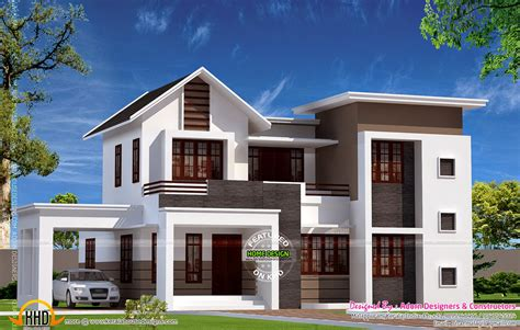 home plan designers house design in 1900 sq kerala home design and