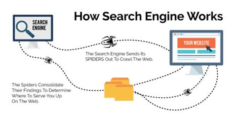 how search engine works search engine optimization