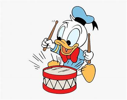 Disney Playing Instruments Character Clipart Transparent Clipartkey